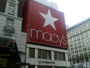 World Famous Macy's at Herald Square