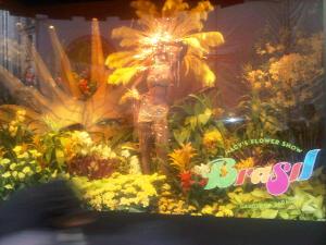 Macy's Flower Show 2012
